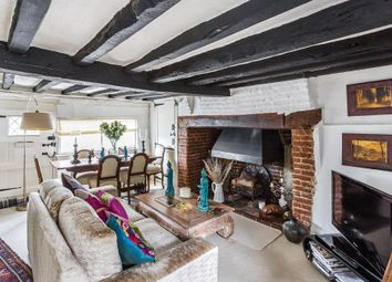 Thumbnail 2 bedroom cottage for sale in Detillens Lane, Limpsfield, Oxted