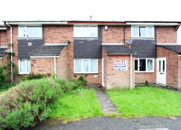 Thumbnail 2 bed terraced house to rent in Weston Close, Hinckley