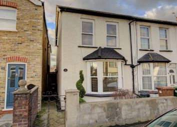 Thumbnail 3 bed end terrace house for sale in Sandford Road, Bexleyheath