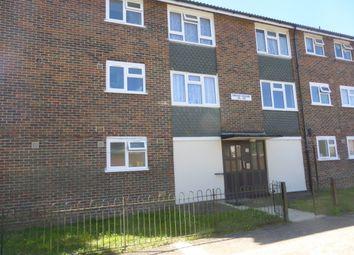 Thumbnail 2 bed flat for sale in Chertsey Crescent, New Addington, Croydon