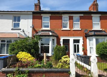 Thumbnail 3 bed terraced house for sale in Bispham Road, Blackpool