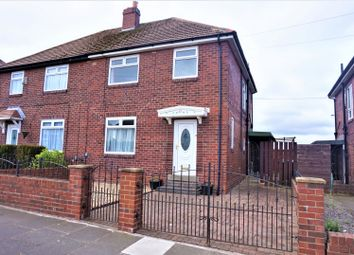 Thumbnail 3 bedroom semi-detached house for sale in Netherby Drive, Newcastle Upon Tyne