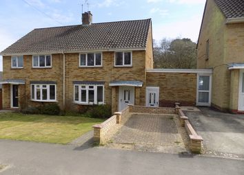 Thumbnail 3 bed semi-detached house for sale in Rosebery Avenue, Hythe