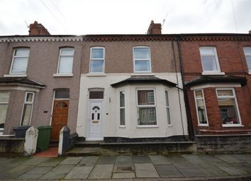 Thumbnail 3 bed terraced house for sale in Woodford Road, New Ferry, Merseyside