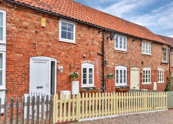 Thumbnail 2 bed terraced house for sale in Church Street, Cropwell Bishop, Nottingham