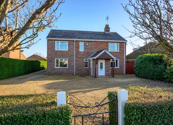 Thumbnail 5 bed detached house for sale in Station Road, Clenchwarton, King's Lynn, Norfolk