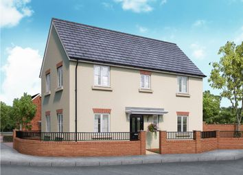 "Thumbnail 3 bed detached house for sale in ""The Studley"" at Bromham Road, Bedford"
