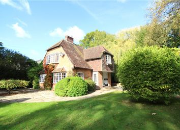 Thumbnail 5 bed detached house for sale in Echo Barn Lane, Wrecclesham, Farnham, Surrey