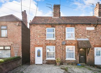 Thumbnail 2 bed end terrace house for sale in Queens Road, Fakenham