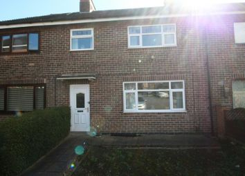 Thumbnail 3 bed terraced house for sale in Greenside Estate, Mirfield, West Yorkshire