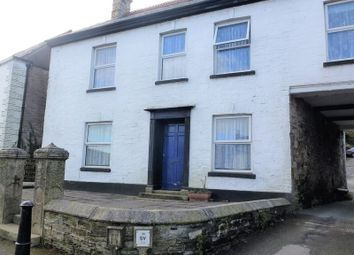 Thumbnail 1 bed flat to rent in Higher Bore Street, Bodmin