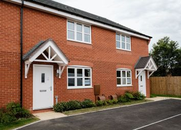 Thumbnail 3 bedroom terraced house for sale in Copcut Lane, Copcut, Droitwich