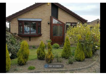 Thumbnail 2 bed bungalow to rent in Radford Close, Rotherham