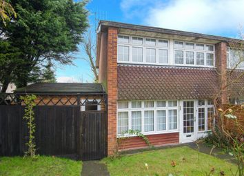 Thumbnail 3 bed semi-detached house for sale in Plough Hill, Cuffley, Potters Bar, Hertfordshire