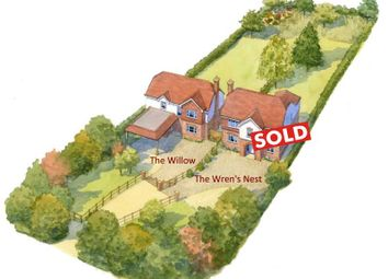 Thumbnail 4 bed detached house for sale in The Willow, Grove Road, Coombe Dingle, Bristol