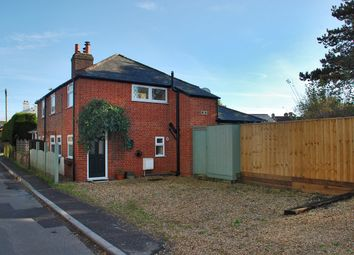 Thumbnail 2 bed semi-detached house for sale in North Street, Pennington, Lymington