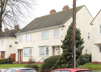 Thumbnail 3 bedroom semi-detached house for sale in Hallow Drive, Newcastle Upon Tyne