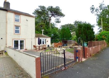 Thumbnail 3 bed terraced house for sale in William Street, Wigton, Cumbria