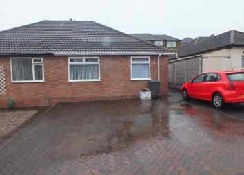Thumbnail 2 bed bungalow to rent in Sara Close, Four Oaks