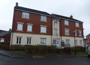 Thumbnail 2 bed flat to rent in Merevale Way, Yeovil