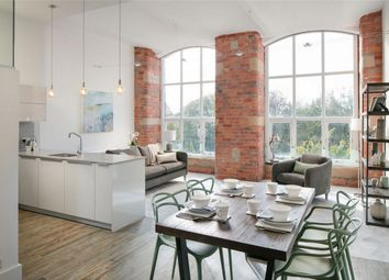 Thumbnail 2 bed flat for sale in The Heritage Collection, Clarence Road, Bollington, Macclesfield, Cheshire