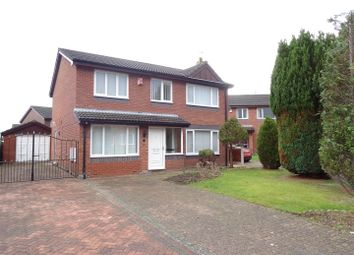 Thumbnail 4 bedroom detached house for sale in Wentworth Drive, Carlisle