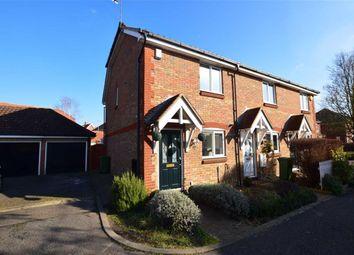 Thumbnail 2 bed end terrace house for sale in Handleys Chase, Noak Bridge, Basildon, Essex
