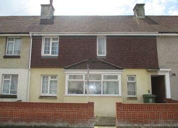 Thumbnail 3 bedroom terraced house for sale in Totland Road, Cosham, Portsmouth