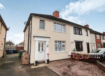 Thumbnail 3 bed semi-detached house for sale in Hampton Street, Cannock