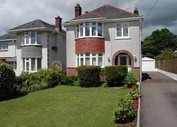 Thumbnail 3 bed detached house to rent in Glynhir Road, Llandybie, Ammanford