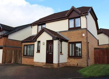 Thumbnail 3 bed detached house for sale in Cawder Road, Carrickstone, Cumbernauld, North Lanarkshire