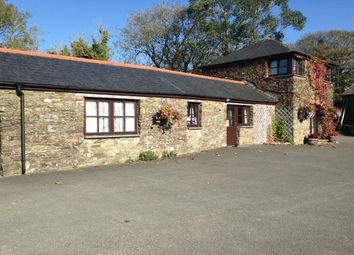 Thumbnail 2 bed detached house to rent in Lanreath, Looe