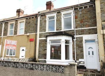 Thumbnail 4 bedroom terraced house for sale in Charlton Road, Kingswood, Bristol, Gloucestershire