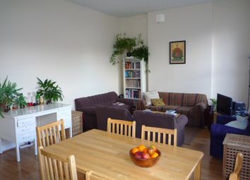 Thumbnail 3 bed flat to rent in Manor Road, Hackney, London