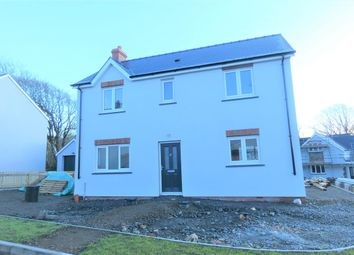 Thumbnail 3 bed detached house for sale in Larchwood, Houghton, Milford Haven