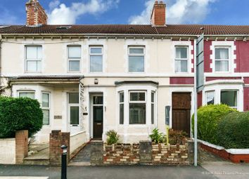Thumbnail 3 bed terraced house for sale in Wyndham Crescent, Canton, Cardiff