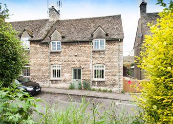 Thumbnail 3 bedroom cottage for sale in Guildenford, Burford