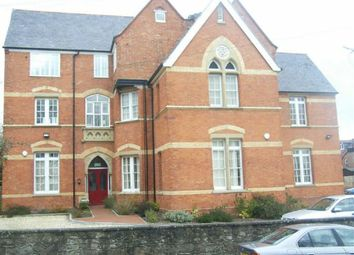 Thumbnail 1 bed flat to rent in Holbache House, Oswestry, Shropshire