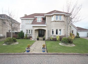 Thumbnail 4 bed detached house for sale in Carlingnose Way, North Queensferry, Fife
