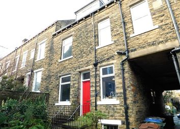 Thumbnail 2 bed terraced house for sale in Milford Place, Heaton, Bradford