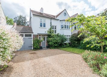 Thumbnail 5 bed semi-detached house for sale in Court Lane, London