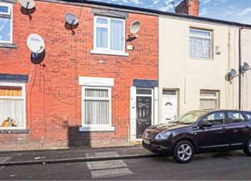 Thumbnail 2 bed terraced house for sale in Walter Street, Manchester