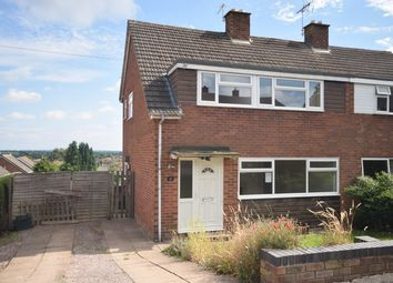 Thumbnail 3 bed semi-detached house for sale in Mercer Close, Malpas