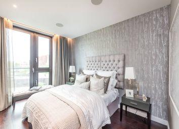 Thumbnail 2 bed flat for sale in Ponton Road, Nine Elms
