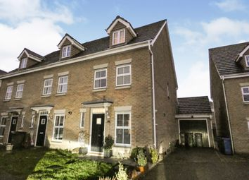 Thumbnail 3 bed town house for sale in Pennyfields, Bolton-Upon-Dearne, Rotherham