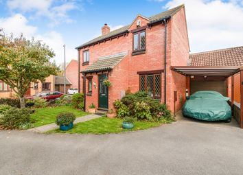 Thumbnail 4 bed detached house for sale in Haweswater Close, Bridgeyate, Bristol