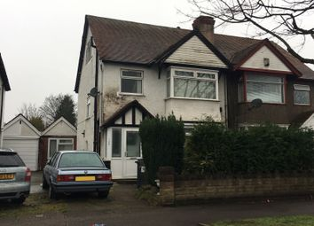 Thumbnail 4 bedroom semi-detached house to rent in Walsall Road, Perry Barr, Birmingham