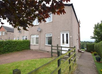 Thumbnail 3 bed flat for sale in Croftside Avenue, Croftfoot, Glasgow