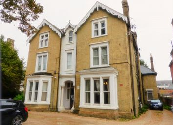 Thumbnail 1 bed flat to rent in Flat 10, Ashburnham Road, Bedford