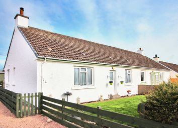 Thumbnail 4 bed semi-detached house for sale in County Cottages, Foynesfield, Nairn